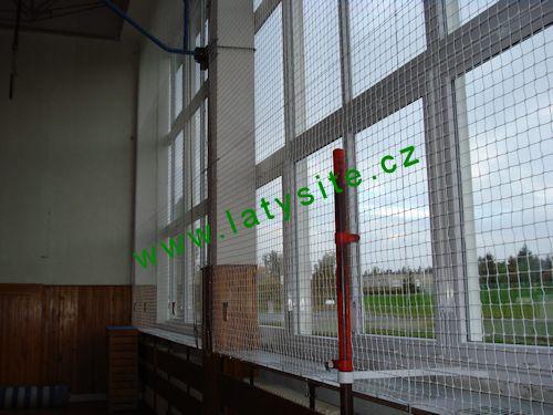 Okna tělocvična