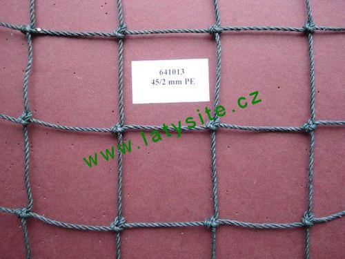 Ochranná síť 450 mm-2 PE