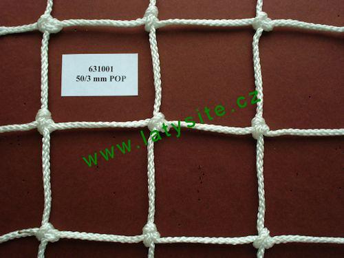 Ochranná síť 50 mm-3 POP