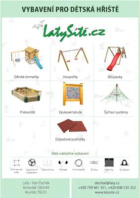 LaTy - Katalog Dětská hřiště