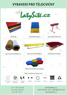 LaTy - Katalog Tělocvičny